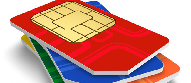 Physical Cards - SIM Cards